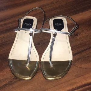 Fendi Thong  Sandals